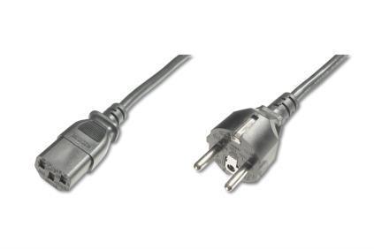Assmann hálózati PC tápkábel C13 1.2m (AK-440110-012-S)