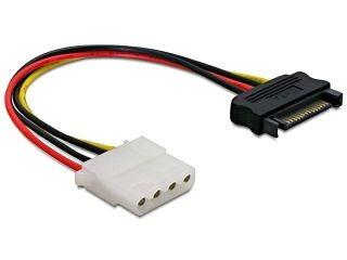 Delock SATA apa - MOLEX anya 12cm adapter (60115)