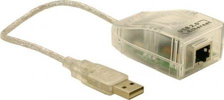 Delock USB 2.0 Ethernet LAN adapter (61147)
