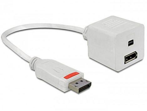 Delock Displayport 1.1 - Displayport/mini DP adapter (61751)