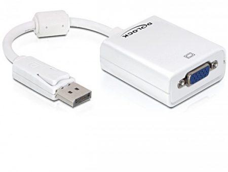 Delock 61766 Display port > VGA adapter