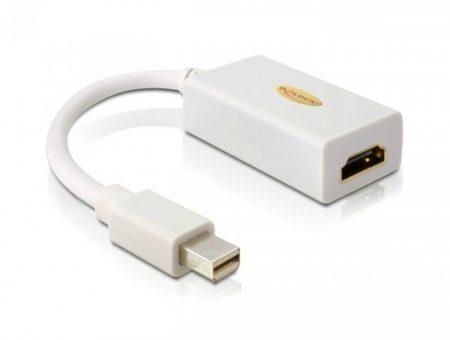Delock 65128 mini Display port - HDMI adapter