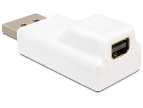 Delock DisplayPort - mini DisplayPort 1.1 adapter (65240)