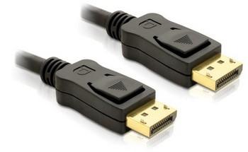 Delock Displayport 1.2 4K kábel 3m (82424)