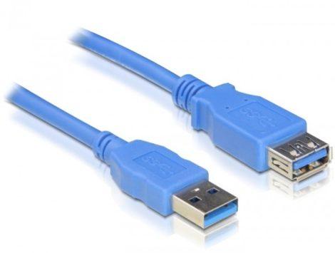 Delock USB 3.0 hosszabbító kábel 3m kék (82540)