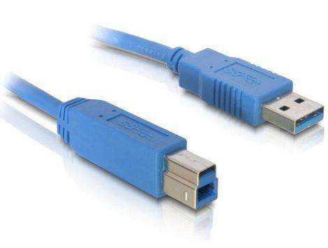 Delock USB 3.0 A-B kábel 1m (82580)