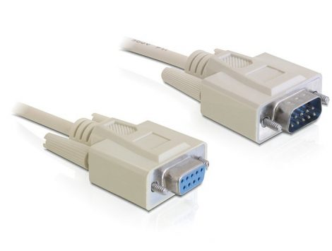 Delock Soros hosszabbító kábel 1m (82984)