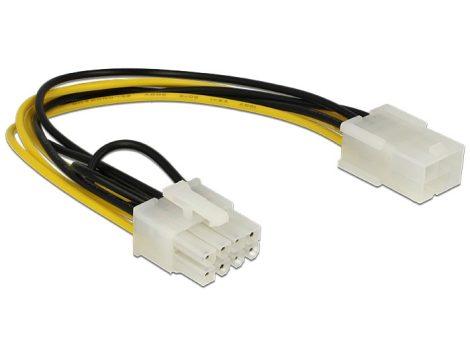 Delock PCI Express 6 tűs - 8 tűs átalakító (83775)
