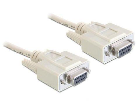 Delock Null modem kábel 5m (84250)