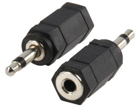 Valueline Adapter 3.5mm monó dugó - 3.5mm sztereó aljzat (AC-002)