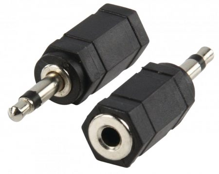 Valueline Adapter 3.5mm monó dugó - 3.5mm sztereó aljzat