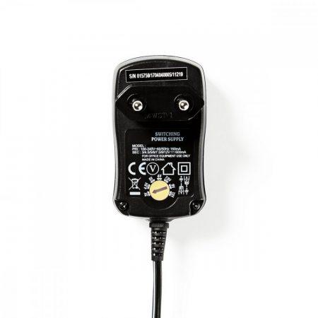 Nedis Univerzális hálózati adapter állítható 3-12V DC 0.6A (ACPA006)