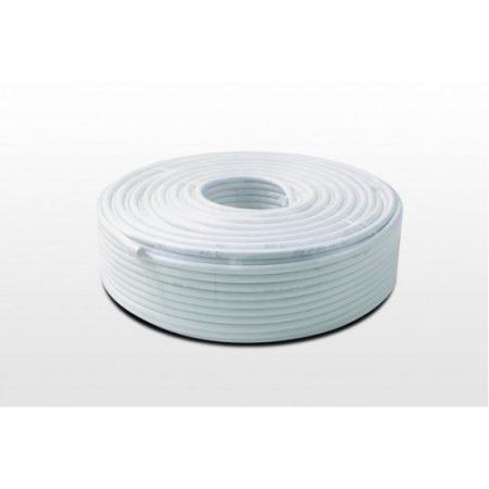 Amiko RG6 koax kábel 100m 100% réz (RG6W100BC65)