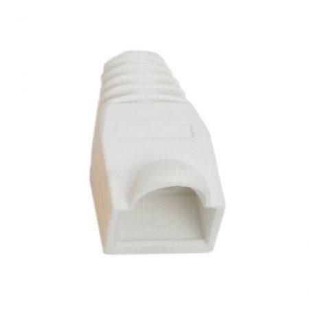 UTP RJ45 Törésgátló, fehér 1db