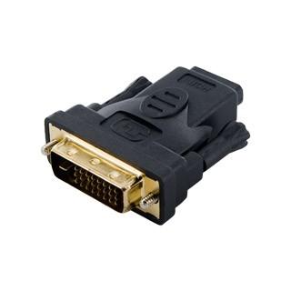 4World DVI-D apa (24+1) - HDMI anya adapter