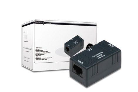 Digitus PoE passzív tápegység, 1xRJ45, 1xDC, 1xPoE (DN-95002)