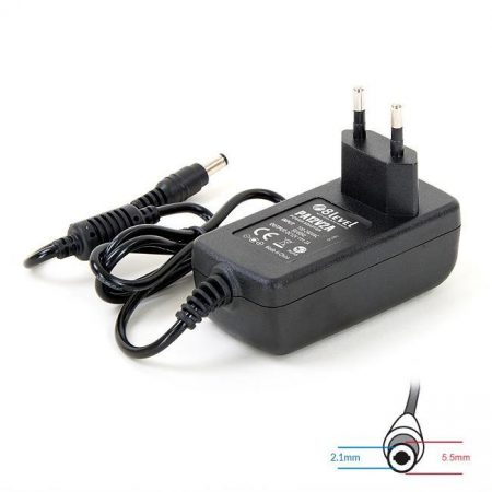 8level AC/DC adapter 12V 2A 5.5x2.1mm (PA12V2A)