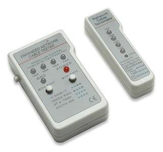 Intellinet multifunkciós kábelteszter RJ-45/RJ-11 (351898)