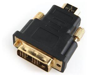 Gembird HDMI apa - DVI apa átalakító adapter (A-HDMI-DVI-1)