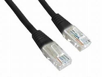 Gembird UTP CAT5e patch kábel 1m, fekete