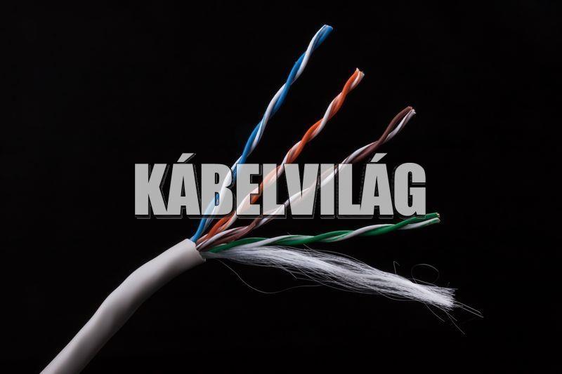 Gembird UTP patch fali dobozos kábel 305m CAT5 (0,54 mm)