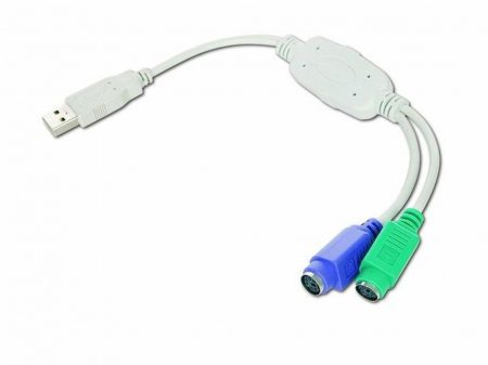 Gembird USB - 2x PS2 átalakító