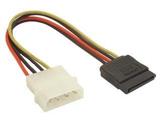 Gembird Molex - SATA 15 cm tápkábel (CC-SATA-PS)