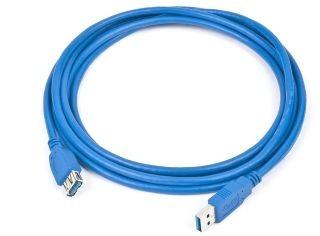 Gembird Kábel USB 3.0 AM-AF hosszabbító kábel 1.8m