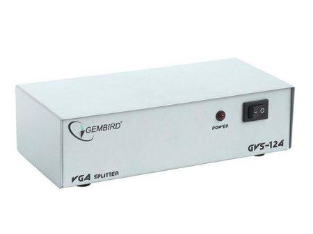 Gembird 4 portos vga szétosztó splitter (GVS124)