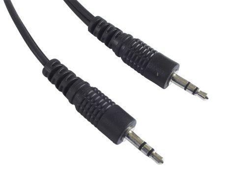 Gembird 3.5'' Jack sztereó kábel 5m (CCA-404-5M)