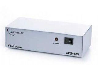 Gembird 2 portos vga szétosztó splitter (GVS122)