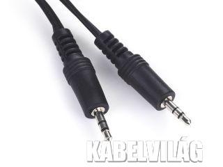 Gembird 3.5'' Jack sztereó kábel 10m (CCA-404-10M)