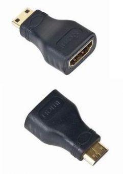 Gembird HDMI anya - mini HDMI apa átalakító adapter (A-HDMI-FC)