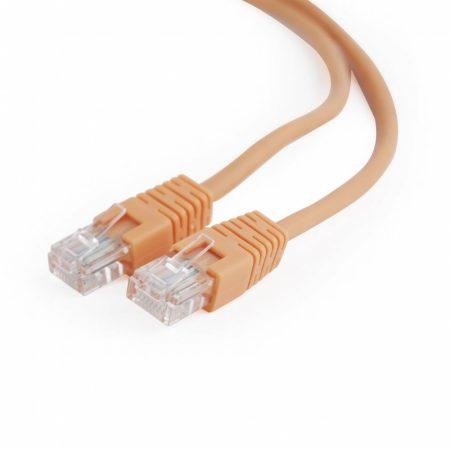 Gembird UTP CAT5e patch kábel 1m, narancssárga (PP12-1M/O)