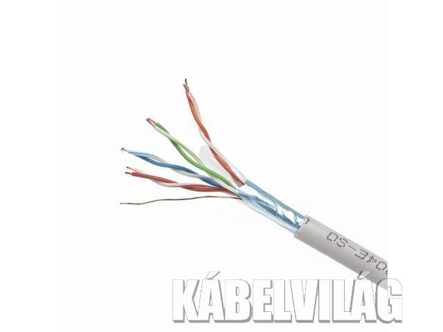 Gembird FTP fali dobozos sodrott kábel 305m CAT5e 0.48mm
