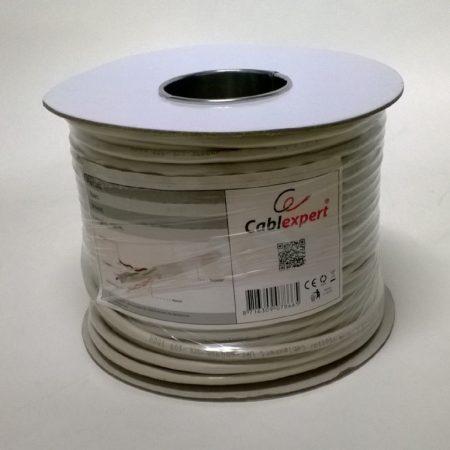 Gembird FTP CAT5e CCA 100m, szürke (FPC-5004E-L/100)