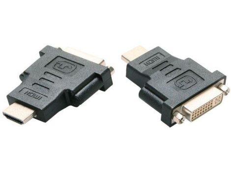 Gembird HDMI dugó - DVI-D aljzat átalakító adapter (A-HDMI-DVI-3)
