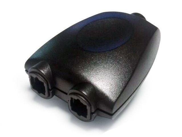 Gembird toslink 2 portps optikai splitter (DSP-OPT-01)