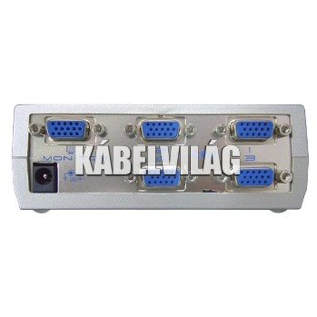ATEN 4 portos VGA Switch