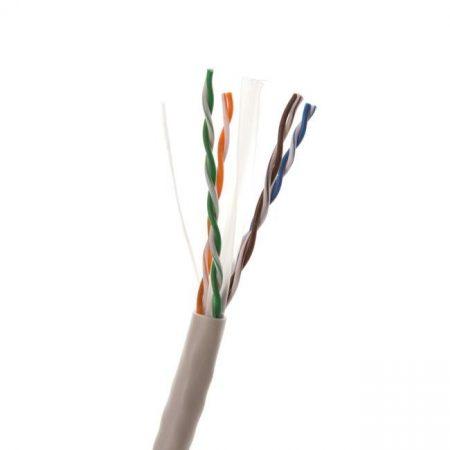 Linkbasic UTP tömör dobozos kábel 305m CAT6a, tiszta réz (CLA04-UC6A)