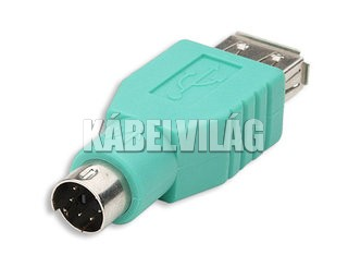 Manhattan USB to PS/2 Adapter