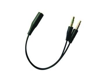 Sandberg Headset konverter (Apple) PC számára (508-67)