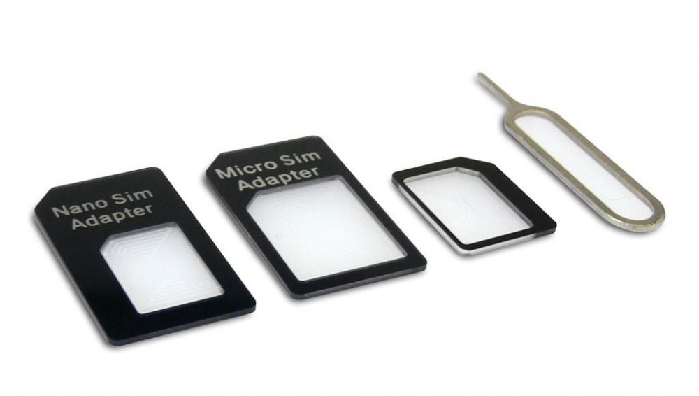Sandberg SIM kártya adapter készlet, 4in1 (440-78)