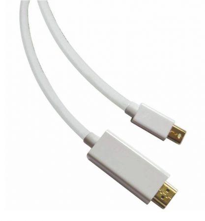 Sandberg mini DP - HDMI kábel 1.5m