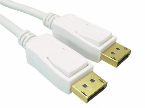 Sandberg Displayport v1.1 kábel 2m fehér (508-62)