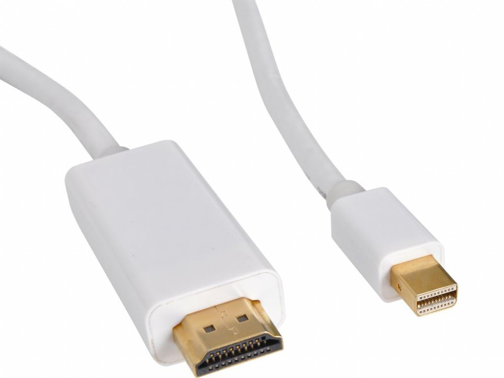 Sandberg mini Display port 1.2 - HDMI 4K kábel 2m (508-93)