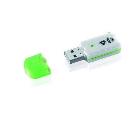 I-BOX R024 USB kártyaolvasó, MicroSD