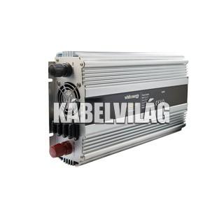 Whitenergy 24V - 220V 2000W teherautós inverter