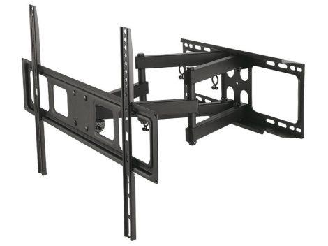Maclean kétkarú fali TV tartó állvány VESA 600x400 (MC-710)