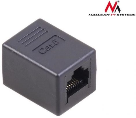 Maclean RJ45 Cat6 toldó adapter (MCTV-811)
